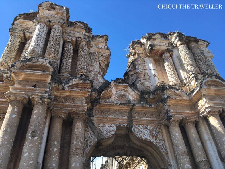 Ruinas igesia del carmen