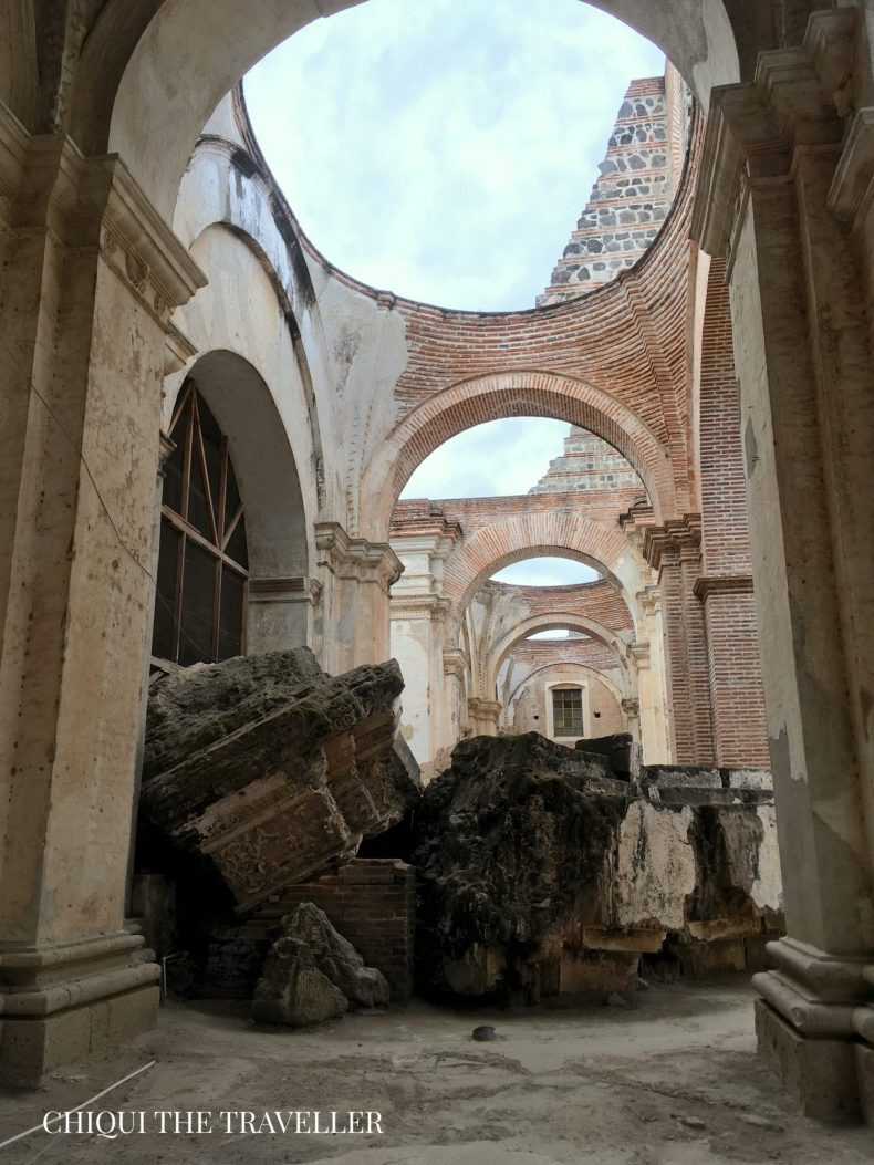 Ruinas catedral