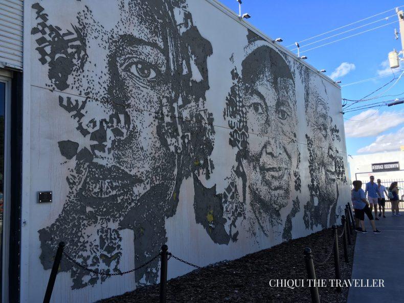 VHILS - Wynwood Walls