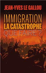 Immigration - La catastrophe - Que faire ?