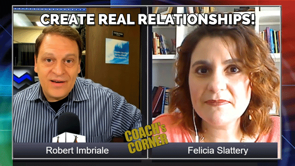 Creating Lasting Relationships with Special Guest Felicia Slattery