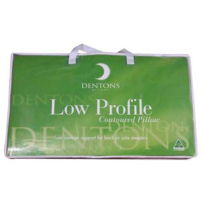 Dentons Low Profile Pillow
