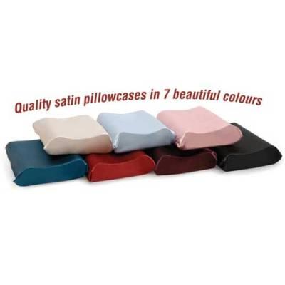 Satin pillow slip