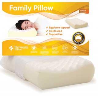 Family Pillow Egg Foam