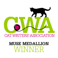 2018 Catwriters Muse Medallion winner