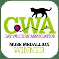 2018 Catwriters Muse Medallion winner