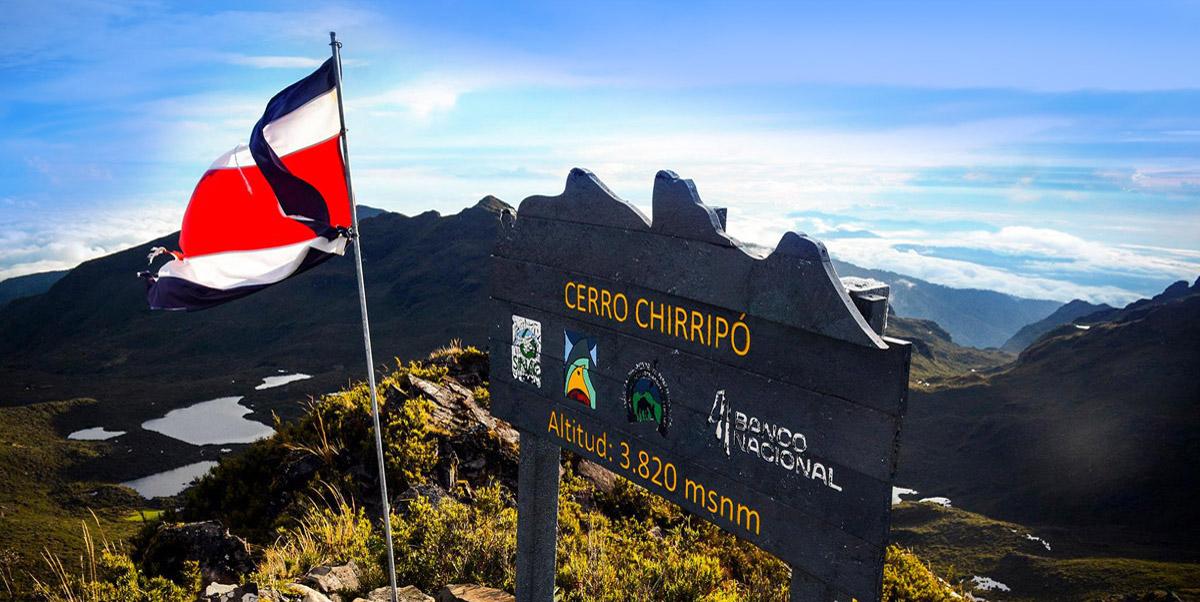 Resultado de imagen de cerro chirripó costa rica