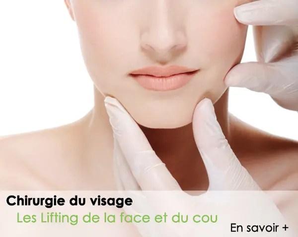 Les liftings de la face et du cou à Nice