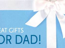 Looking for the Perfect Gift for Dad? Think Backwards