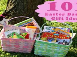 Easter Gifts - How To Buy Easter Gift Baskets