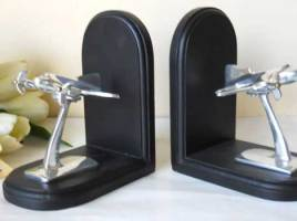3 Father's Day Gifts Ideas - two bookends and one big fish