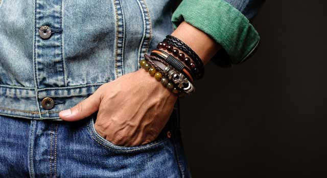 Me's Beaded Bracelets - Ideal Gifts for Males