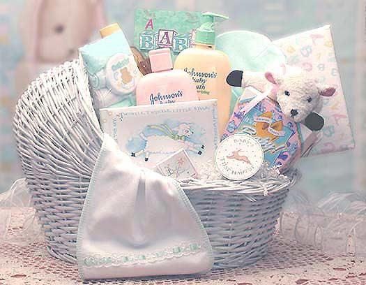 Gifts For New Baby - Find Out Ideas Here