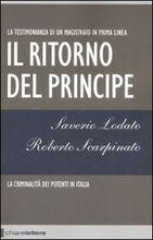 Il ritorno del principe - un libro di Roberto Scarpinato