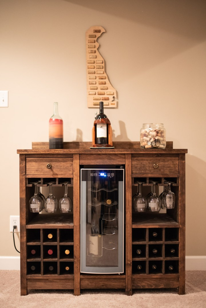 Wondrous Wine Cooler Cabinet Chisel Fork Best Image Libraries Sapebelowcountryjoecom