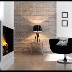 I profili delle pareti in finta pietra per interni possono essere a pannelli, squadrati oppure irregolari. Pannelli Decorativi Per Pareti Mattone O Finta Pietra Arredamento Professionisti