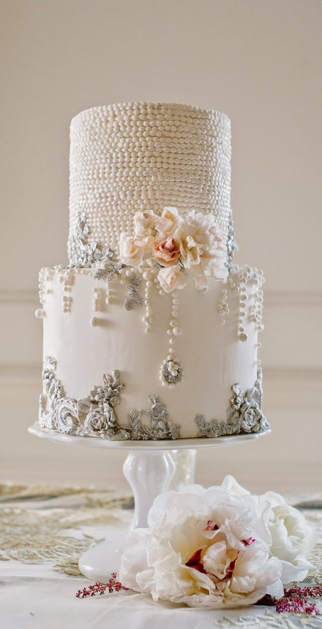 Top 20 Cakes With Sophisticated Jewelries Or Bling Page