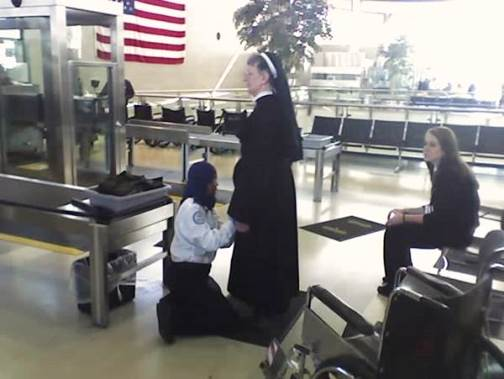 The Real Junk with the TSA