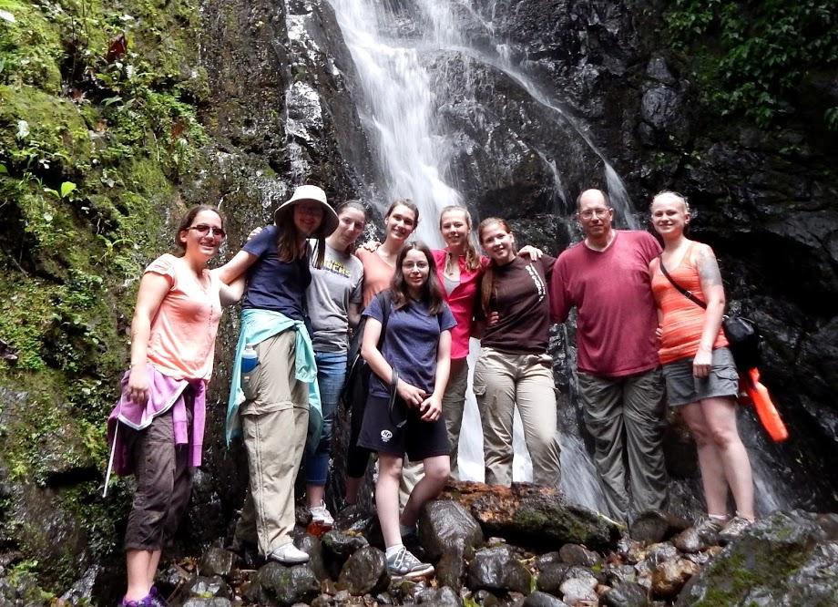 waterfall group evh