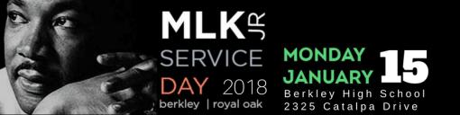 MLK Service Day