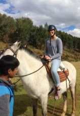 emily horses 1a avh