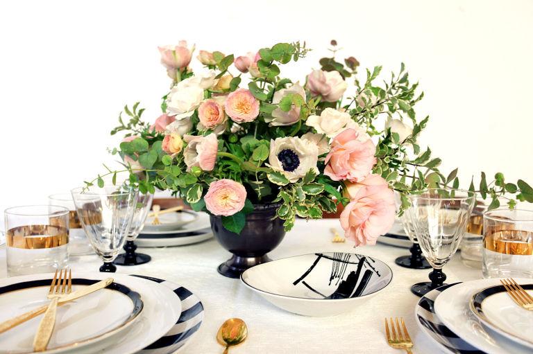Arreglos florales para tu comedor – chispis.com