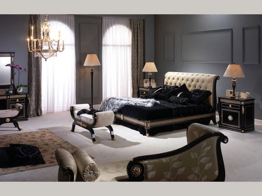 Dormitorio Clasico De Lujo