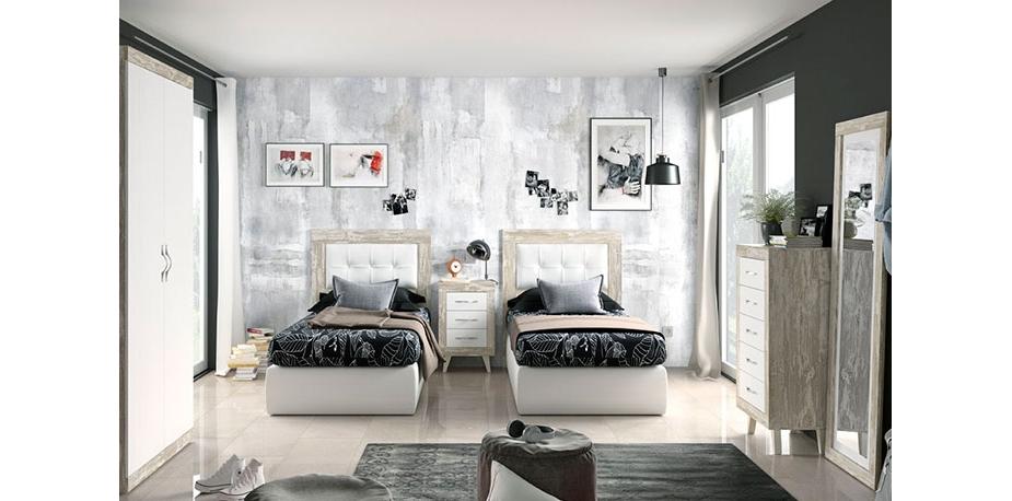dormitorio-vintage-retro