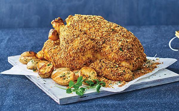 pollo-crujiente