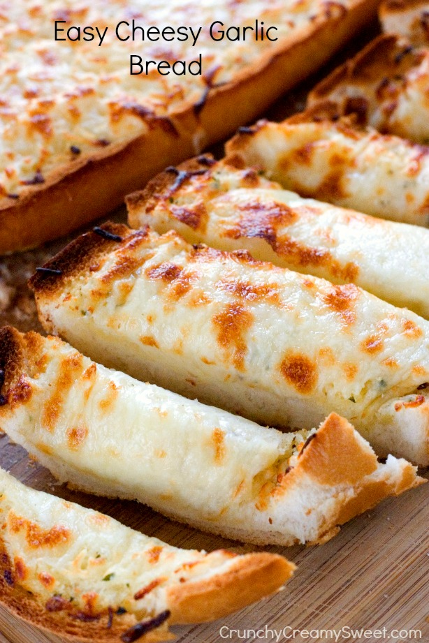 Easy-Cheesy-Garlic-Bread-by-Crunchy-Creamy-Sweet-blog