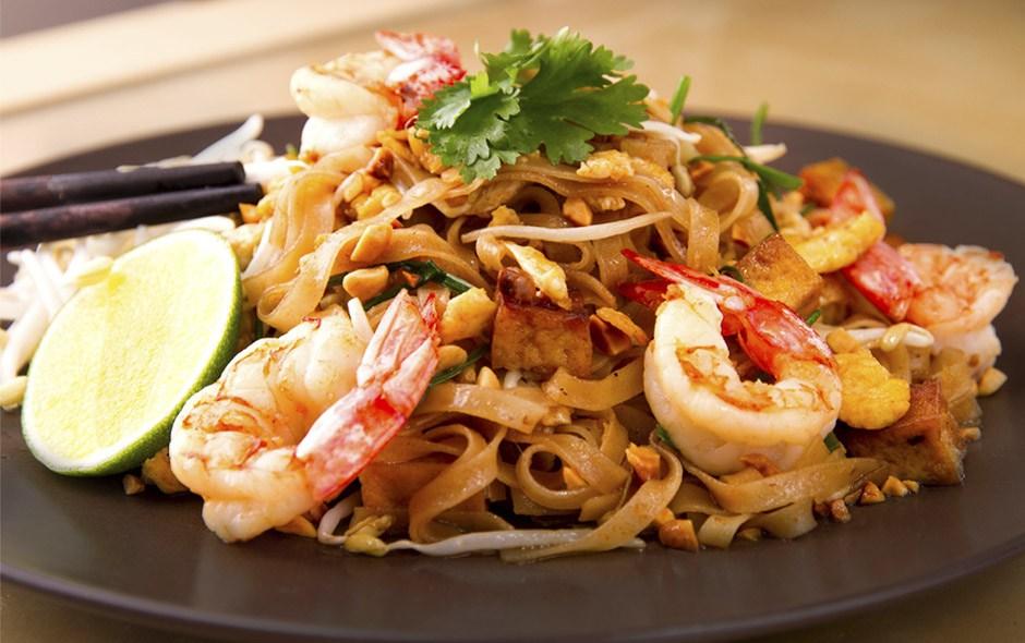 Tallarines Tailandeses Pad Thai