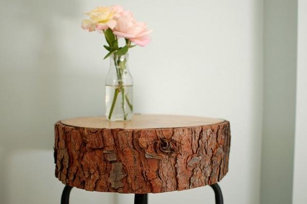 DIY-Rustic-Decor-Ideas-using-Logs-19