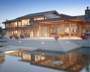 Mansiones con mucho lujo e historias for Casas especiales