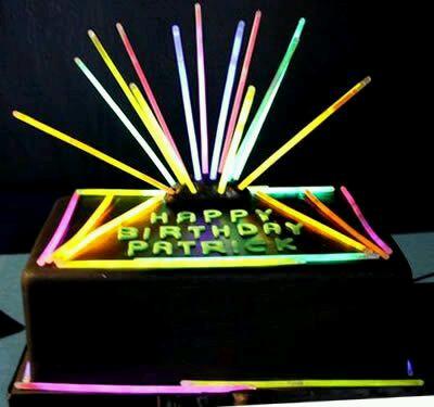 Decoraciones para fiestas con temática en neon – chispis #2: n15