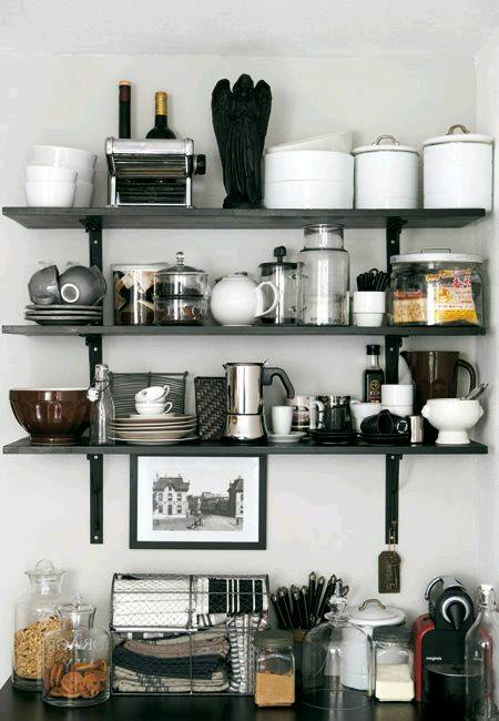 Repisas de cocina - Estanterias para cocinas ...