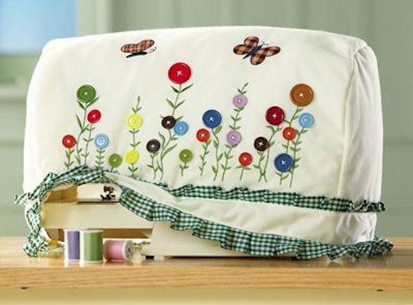 Como hacer una funda para su maquina de coser – chispis.com