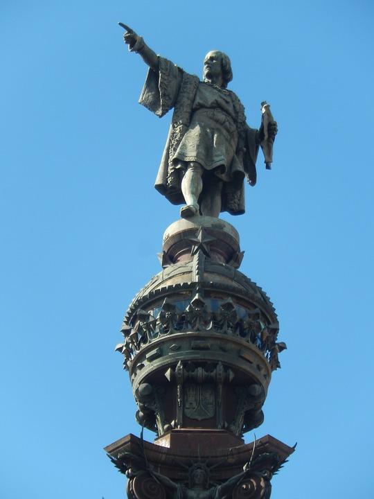 Colón, el descubridor