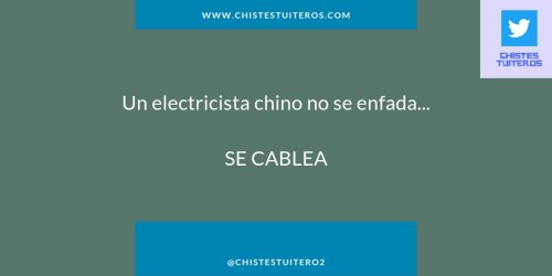 Chinos electricistas