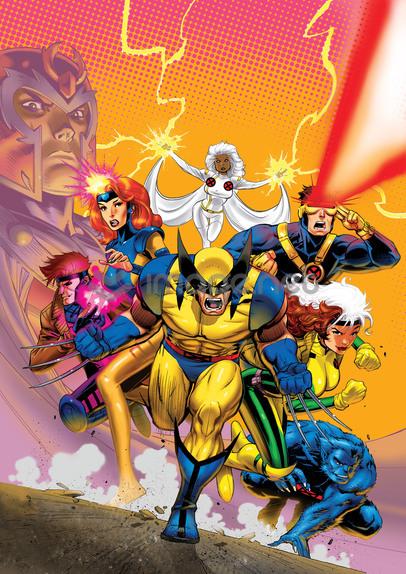 Chistes de los X-Men