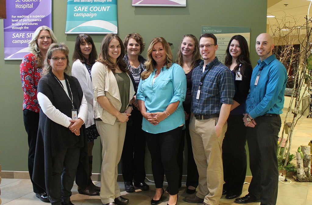 United for Patient Safety: CHI St. Gabriel's Health celebrates National Patient Safety Week
