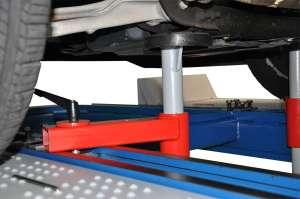 Auto Body Alignment Machine Pillar Jacks