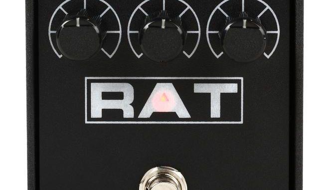 Chitarra online - Distorsore Rat