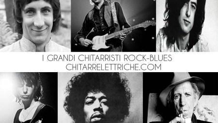 I grandi chitarristi Rock-Blues