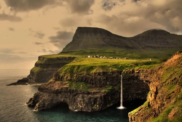 #4 Gasadalur, Faroe Islands