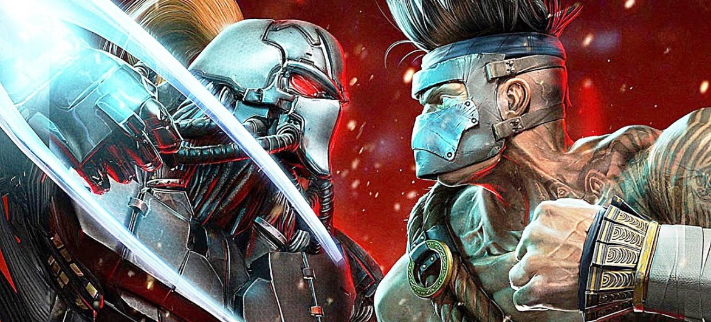 Killer Instinct Xbox One art