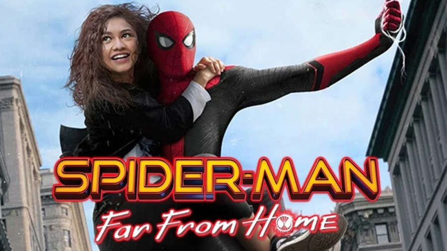 Spider-Man: Far From Home art