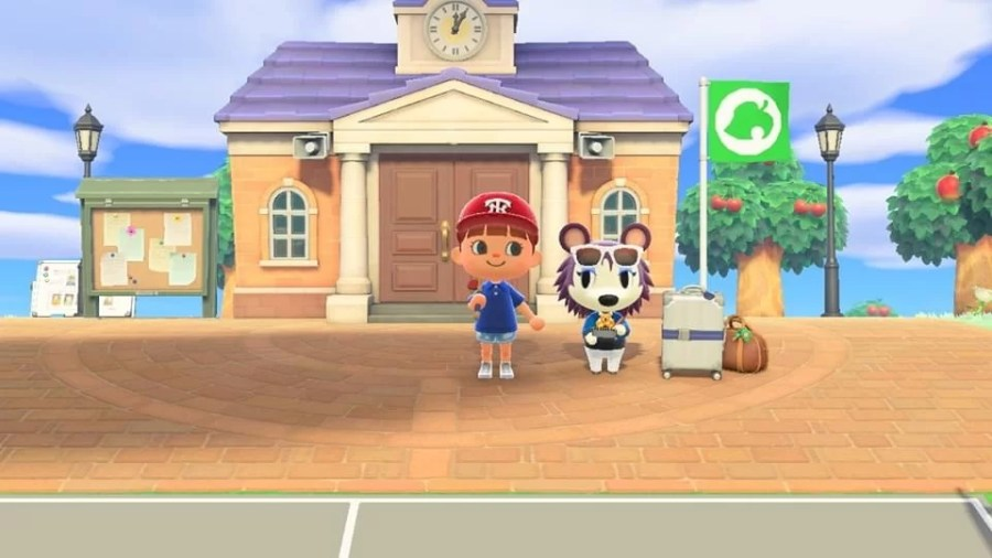 Animal Crossing Ding 1106 4