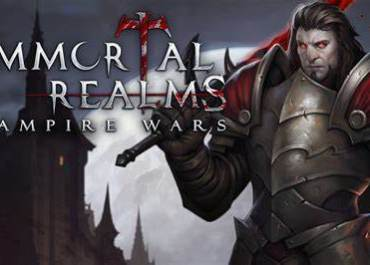 Immortal Realms: Vampire Wars keyart