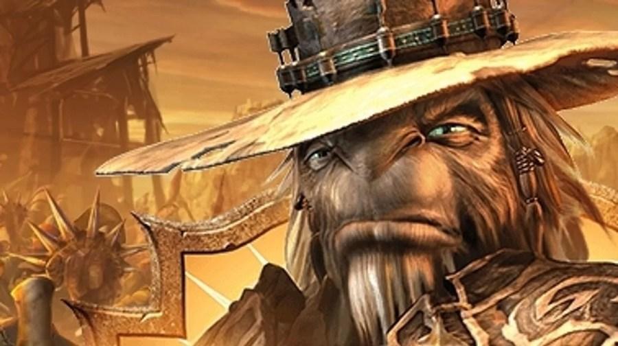 Oddworld Strangers Wrath keyart