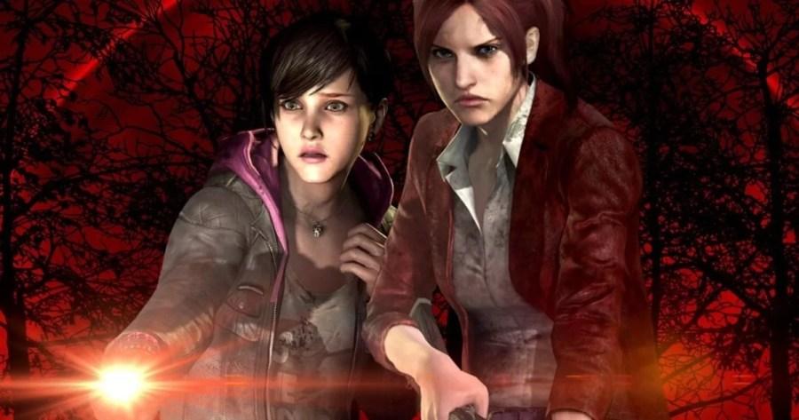 Resident Evil Revelations 2 keyart